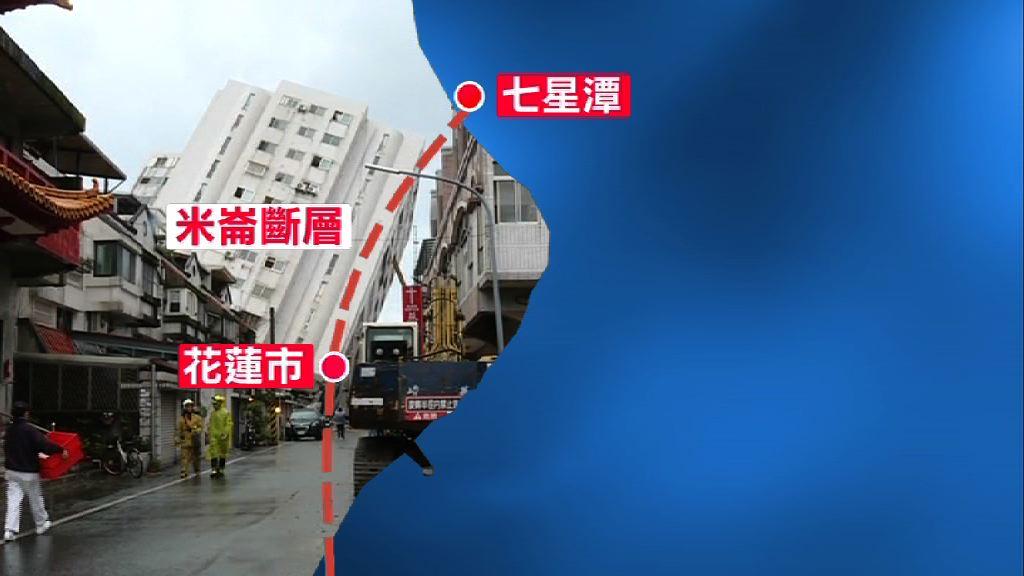 【新聞智庫】米崙斷層帶與花蓮地震