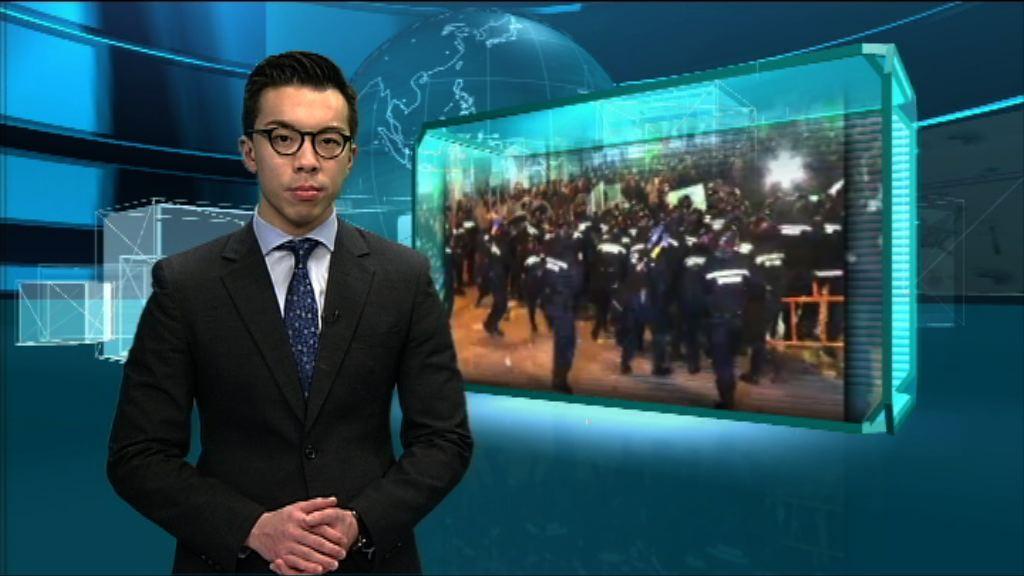 【新聞智庫】暴亂或騷亂