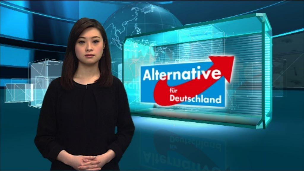 【新聞智庫】德國另類選擇黨