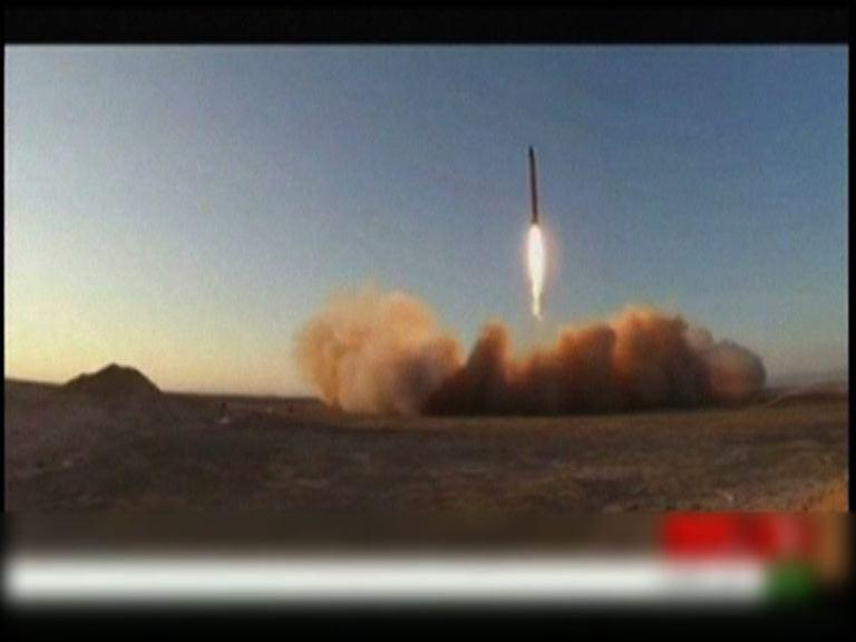 【新聞智庫】伊朗地下導彈基地