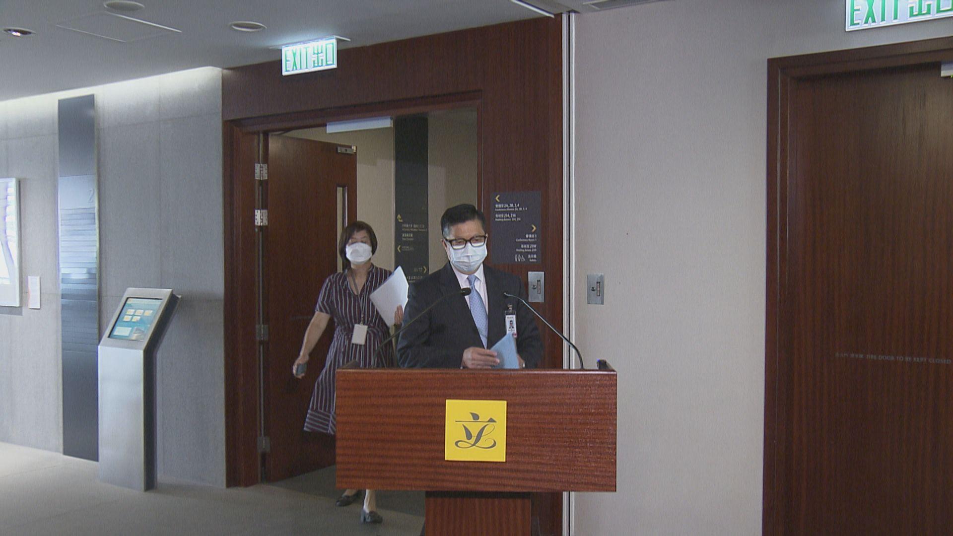 回應壹傳媒聲明 鄧炳強稱檢控書已清楚交代證據