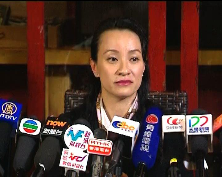 伍珮瑩入稟向威普追討逾千萬賠償