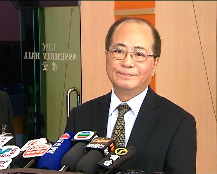 吳克儉:不鼓勵不贊成中學生罷課