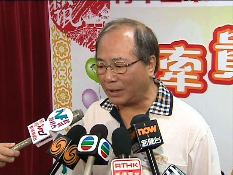 吳克儉:全港性評估仍受學校歡迎