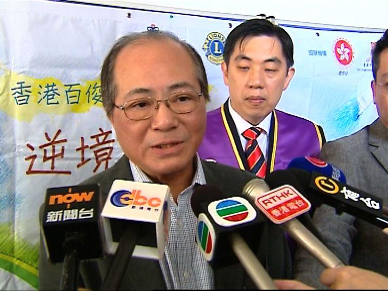 吳克儉:大學條例行之有效毋須改