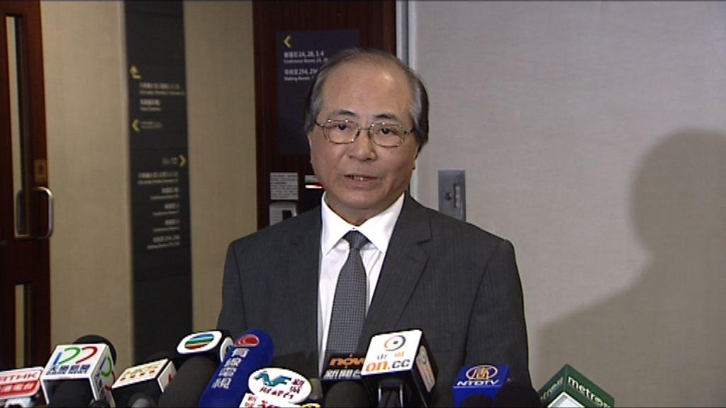 吳克儉訪京與國家教育部官員會面