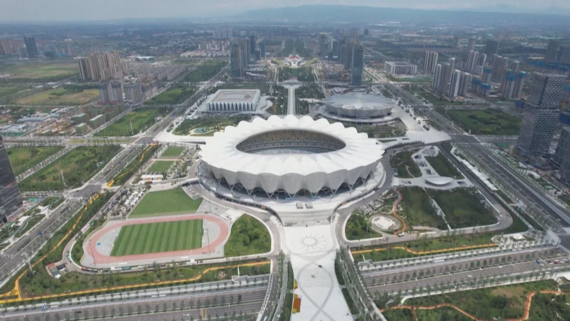 全運會周三開幕 所有比賽場館已通過測試