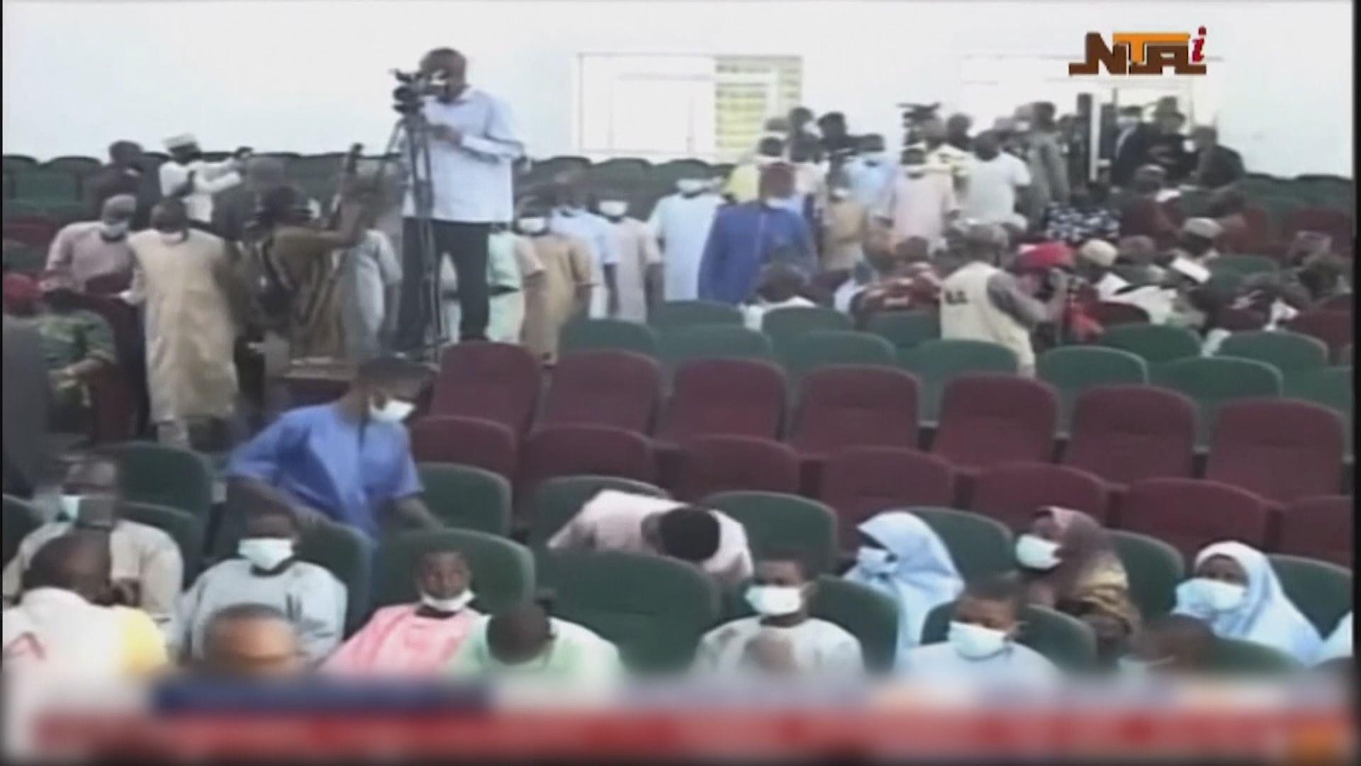 尼日利亞42名被擄師生獲釋