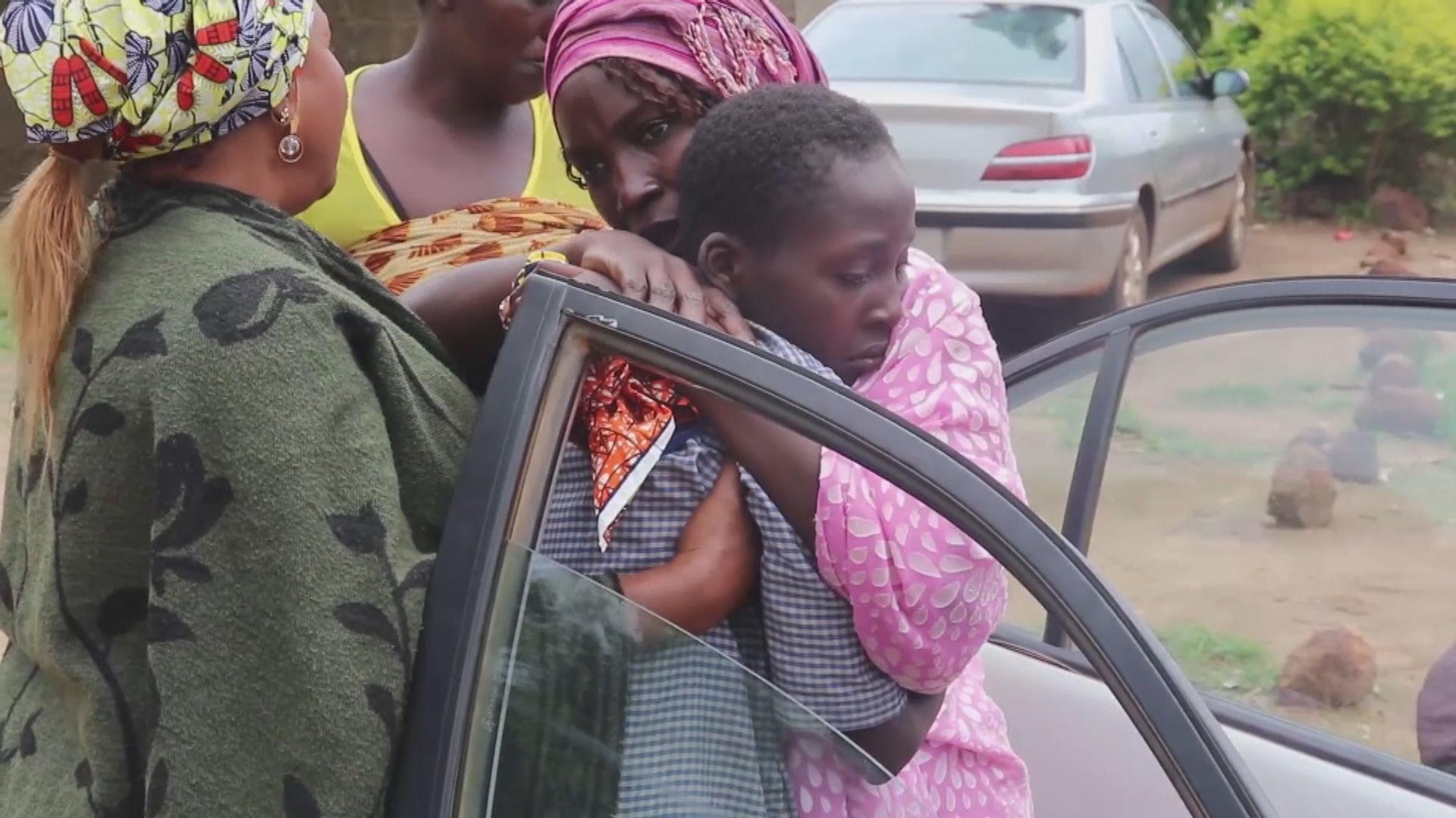 尼日利亞武裝分子釋放28名被擄學生