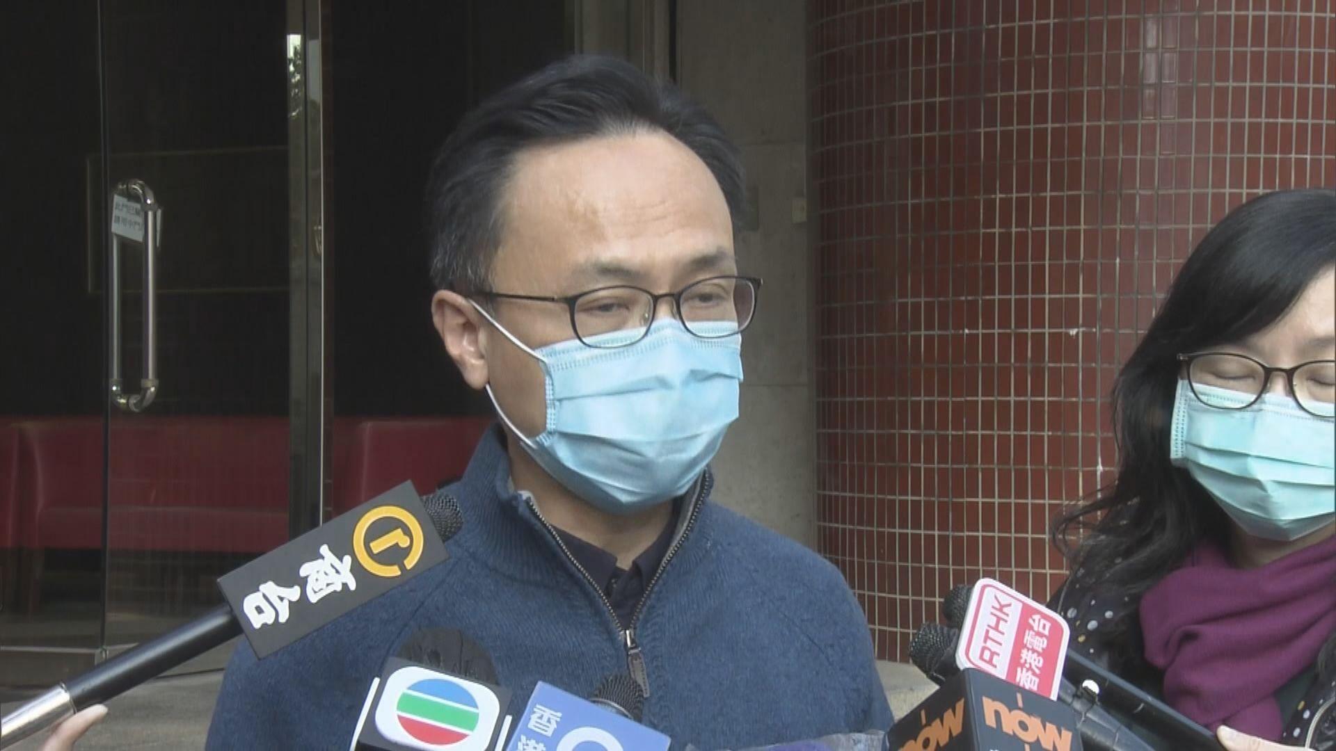 聶德權:公務員能否持BNO與反制措施不能混為一談