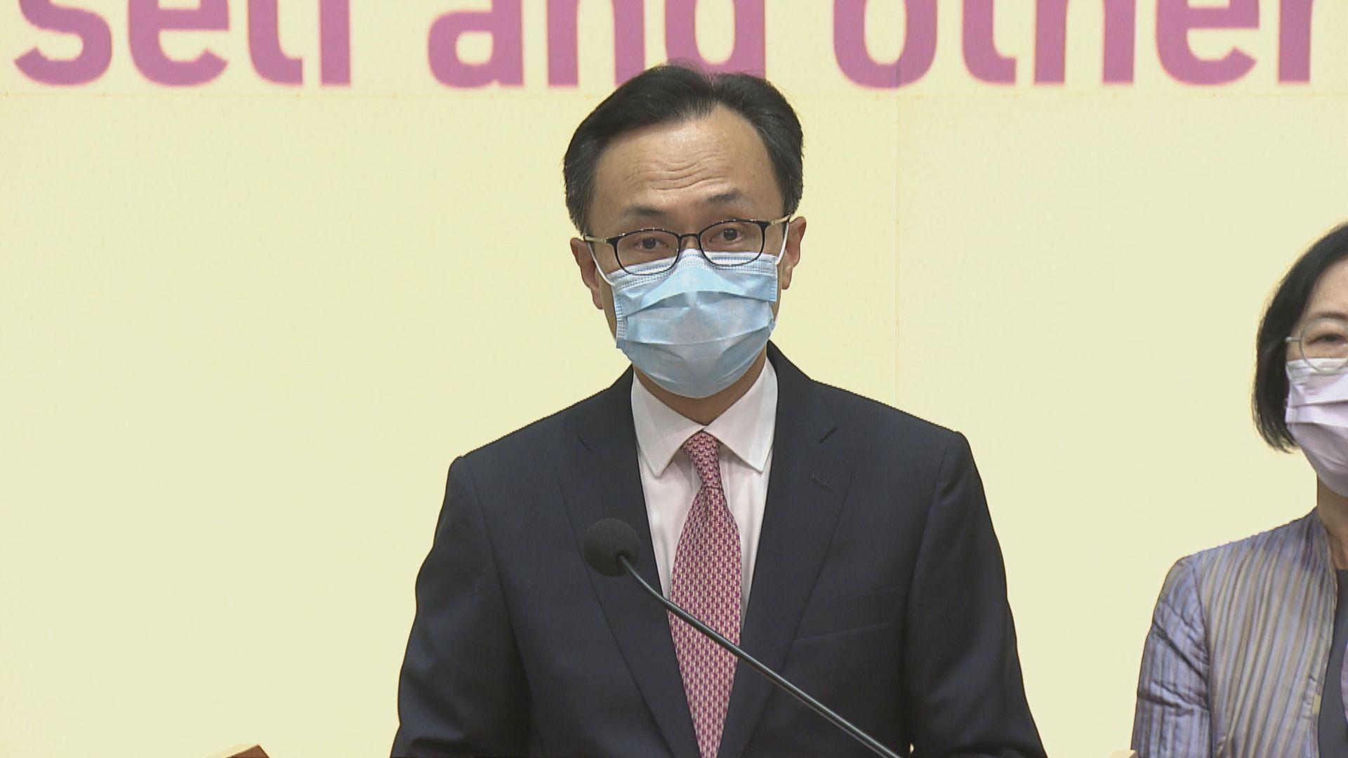 劉利群升任惹爭議 聶德權強調公務員升遷有既定機制及準則