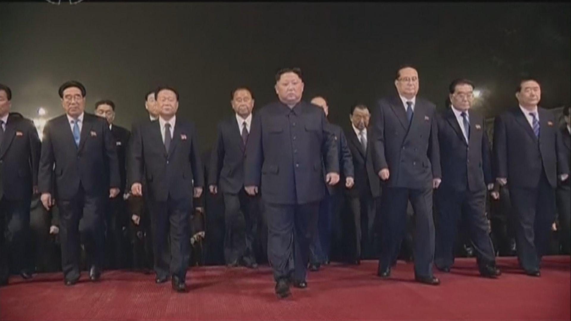 北韓斥美國制裁行為挑釁 堵塞無核化道路