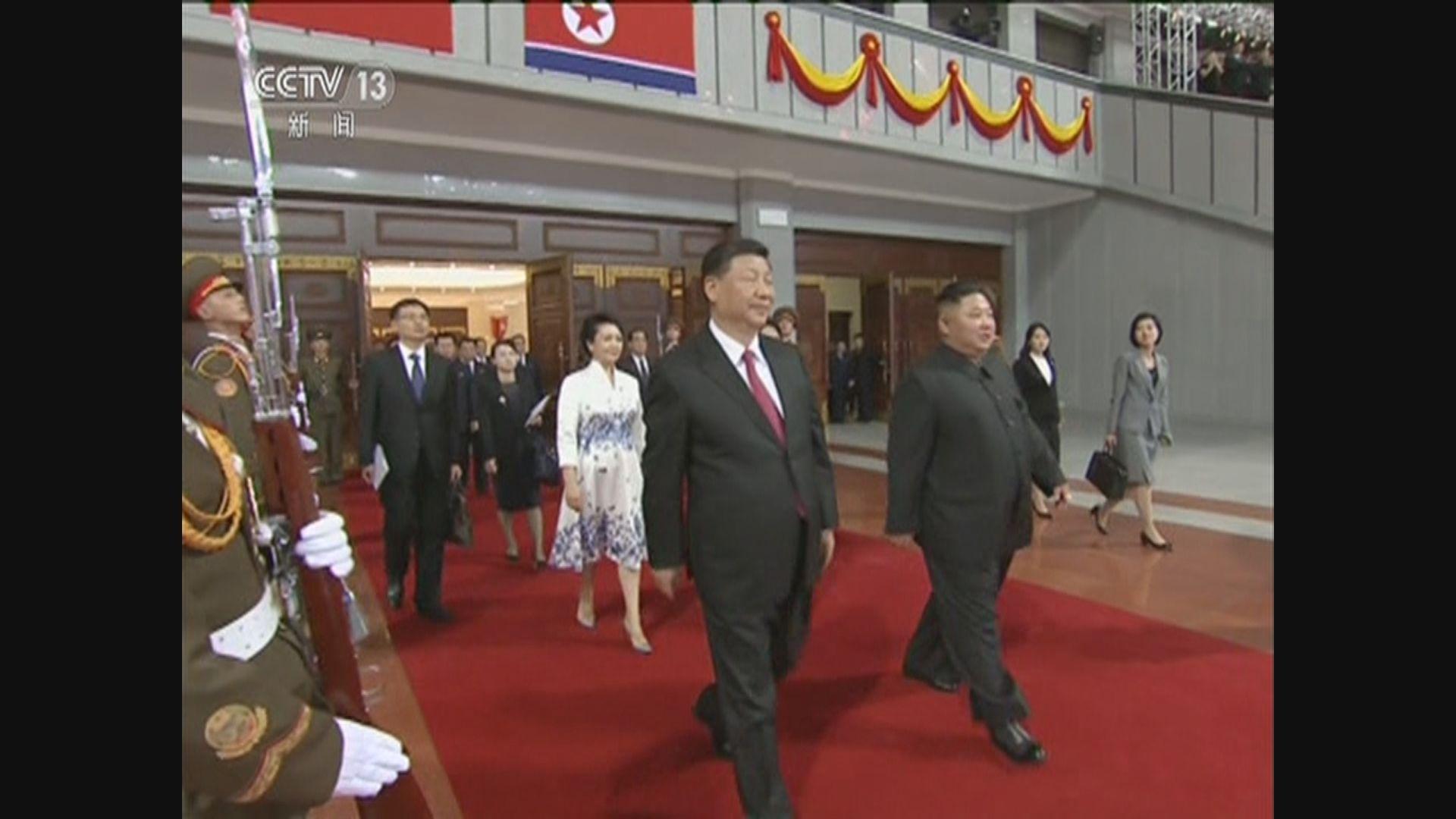 中朝同意政治解決朝鮮半島問題