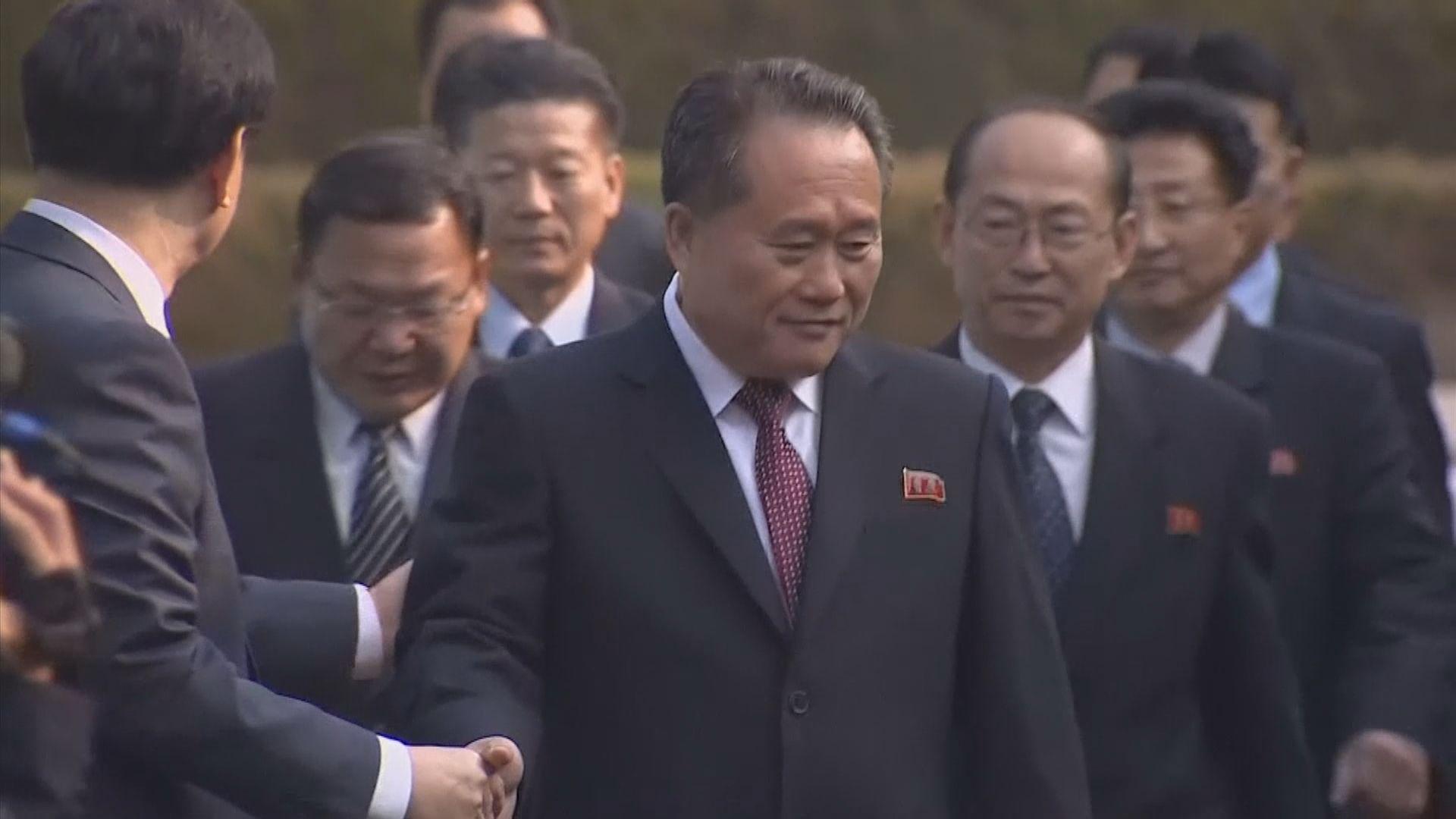 消息指李善權接替李容浩任北韓外長
