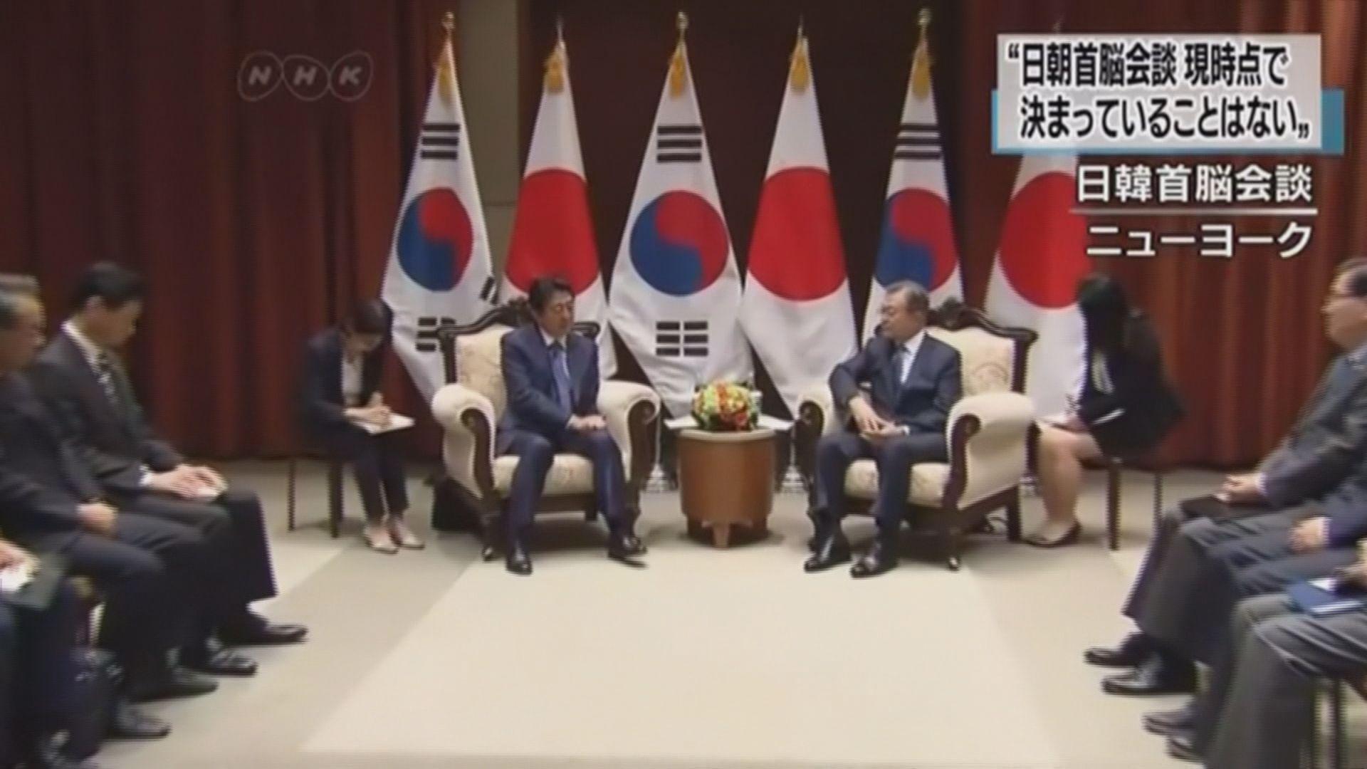 金正恩:願在恰當時候與日本對話