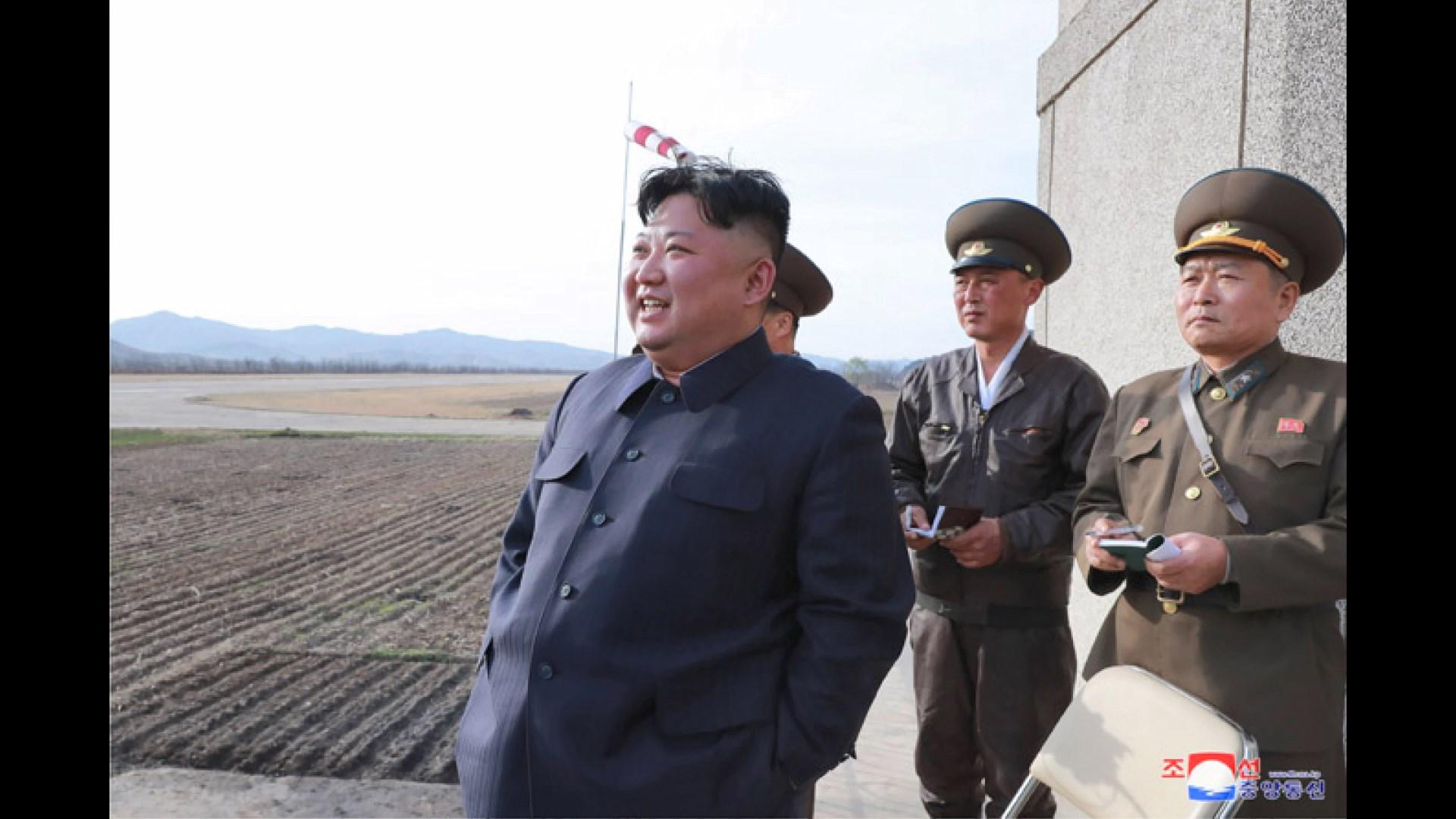 分析指朝試射新戰術武器因不滿美朝談判停滯