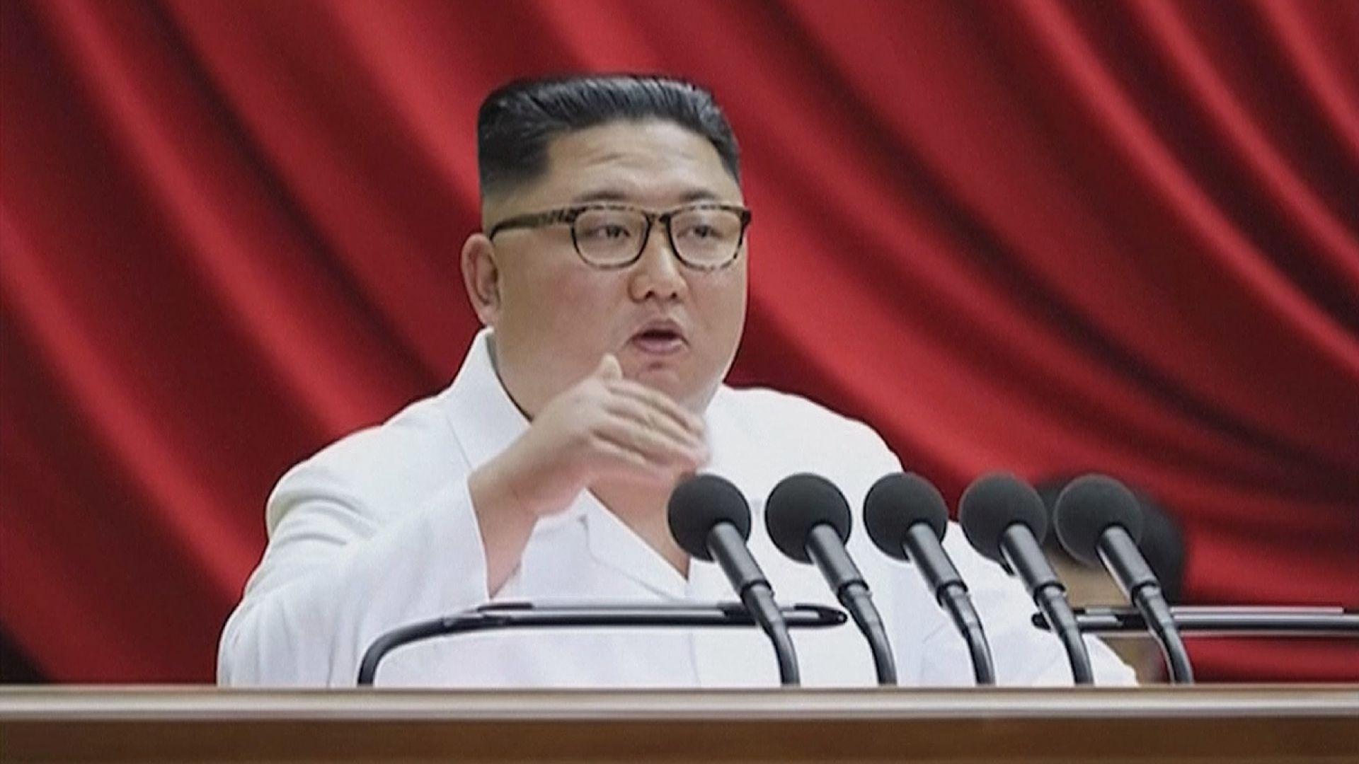 金正恩:國際將短期內見到北韓新型戰略武器
