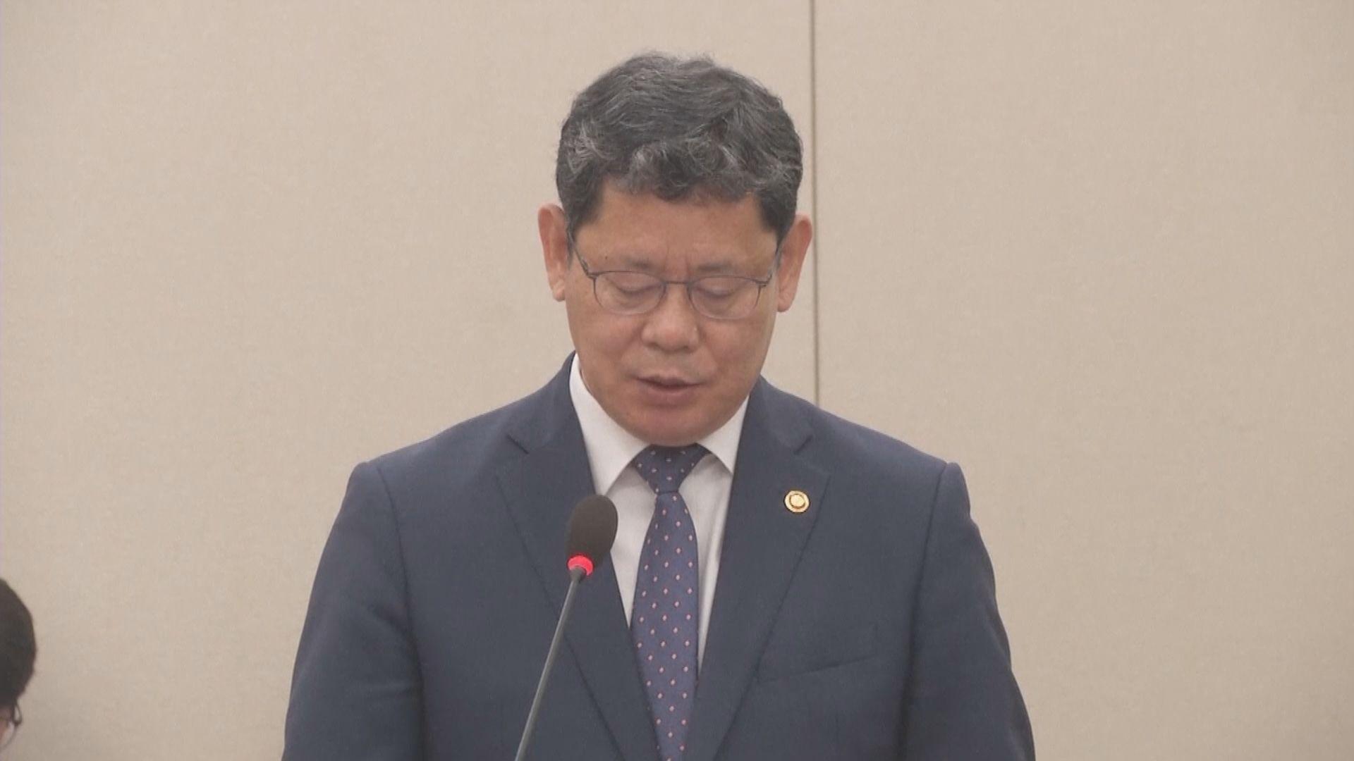 南韓統一部長:「金正恩手術後療養」是假新聞