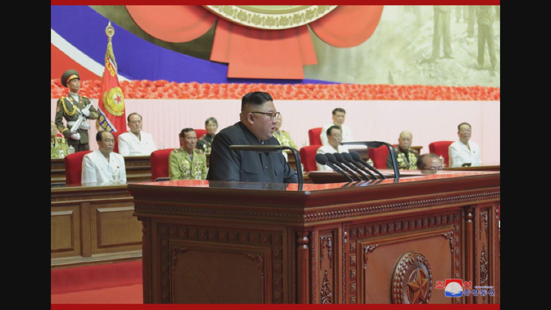金正恩指核威懾力確保北韓永久安全