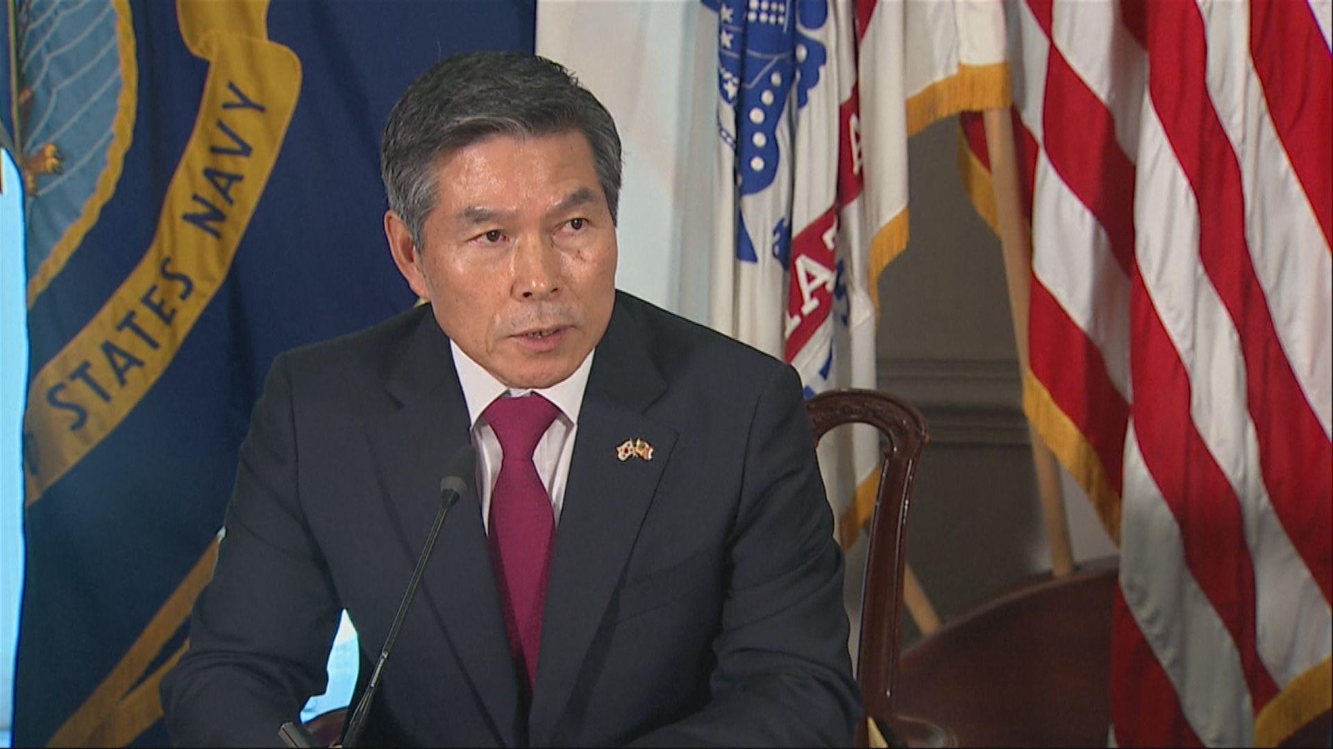 南韓警告若北韓挑釁 將被視為敵人