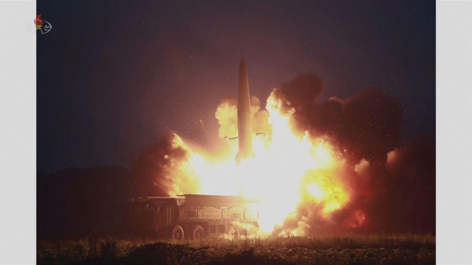北韓再發射飛行物 南韓相信是抗議美韓軍演
