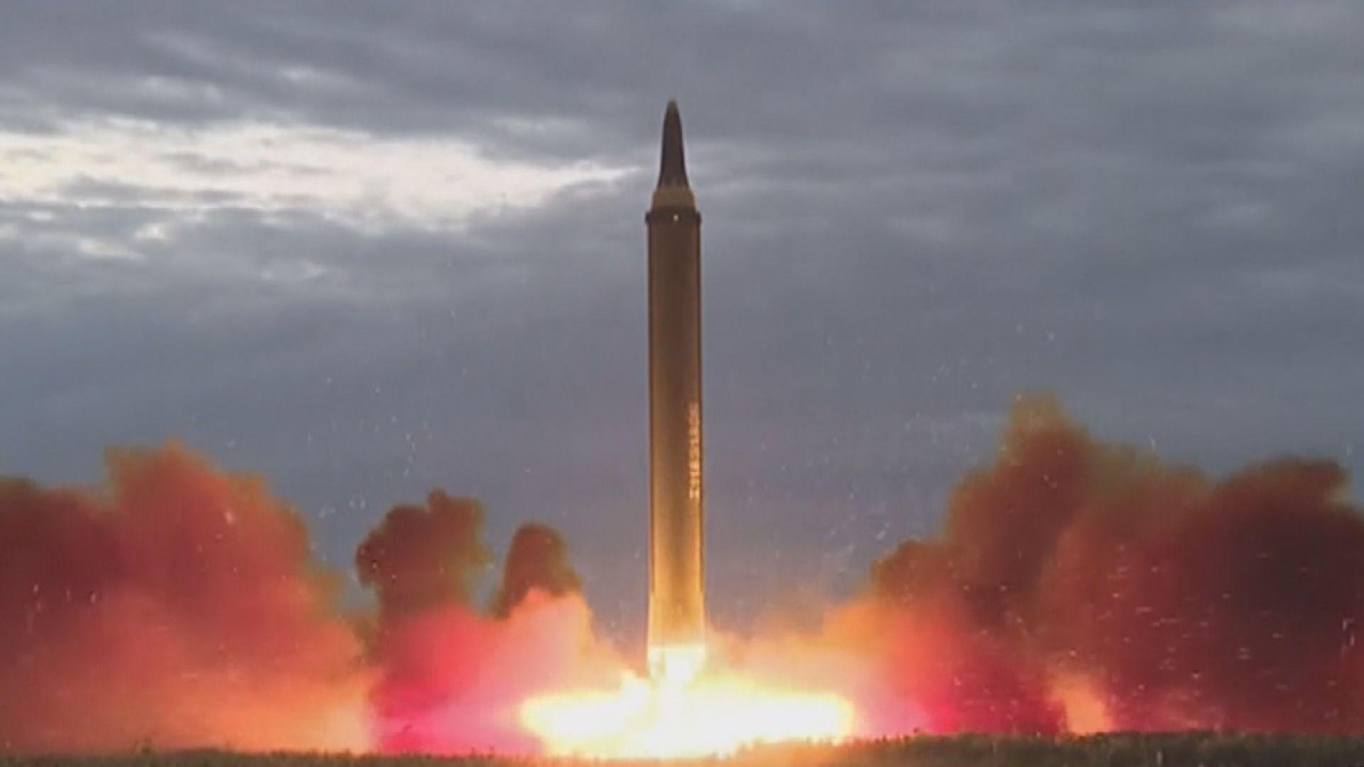南韓國家安全委員會開會商討應對北韓試射
