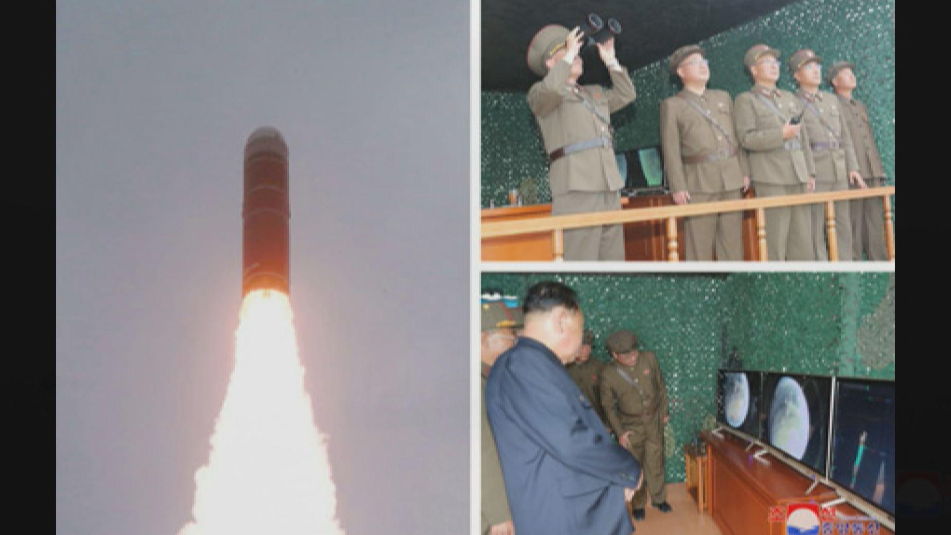 分析指金正恩缺席導彈試射避免刺激美國