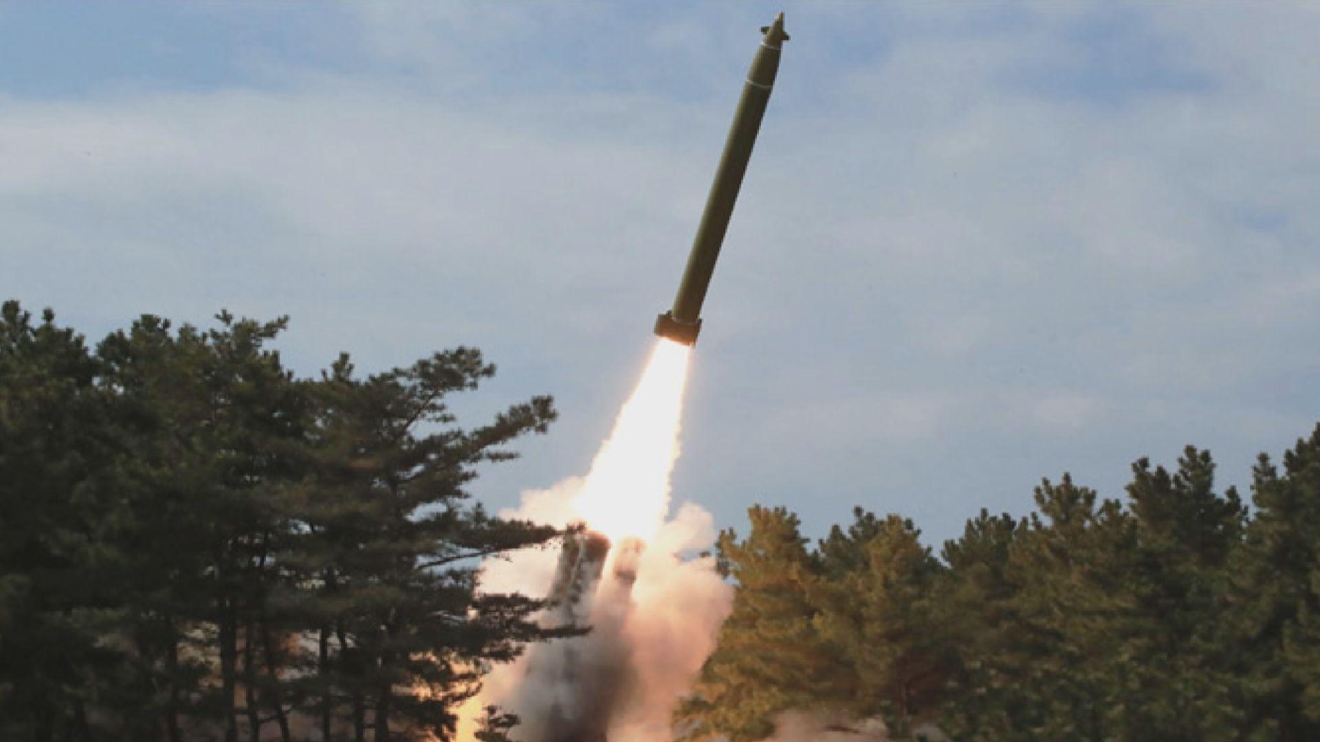 北韓再度發射短程飛行物 疑測試多管火箭炮