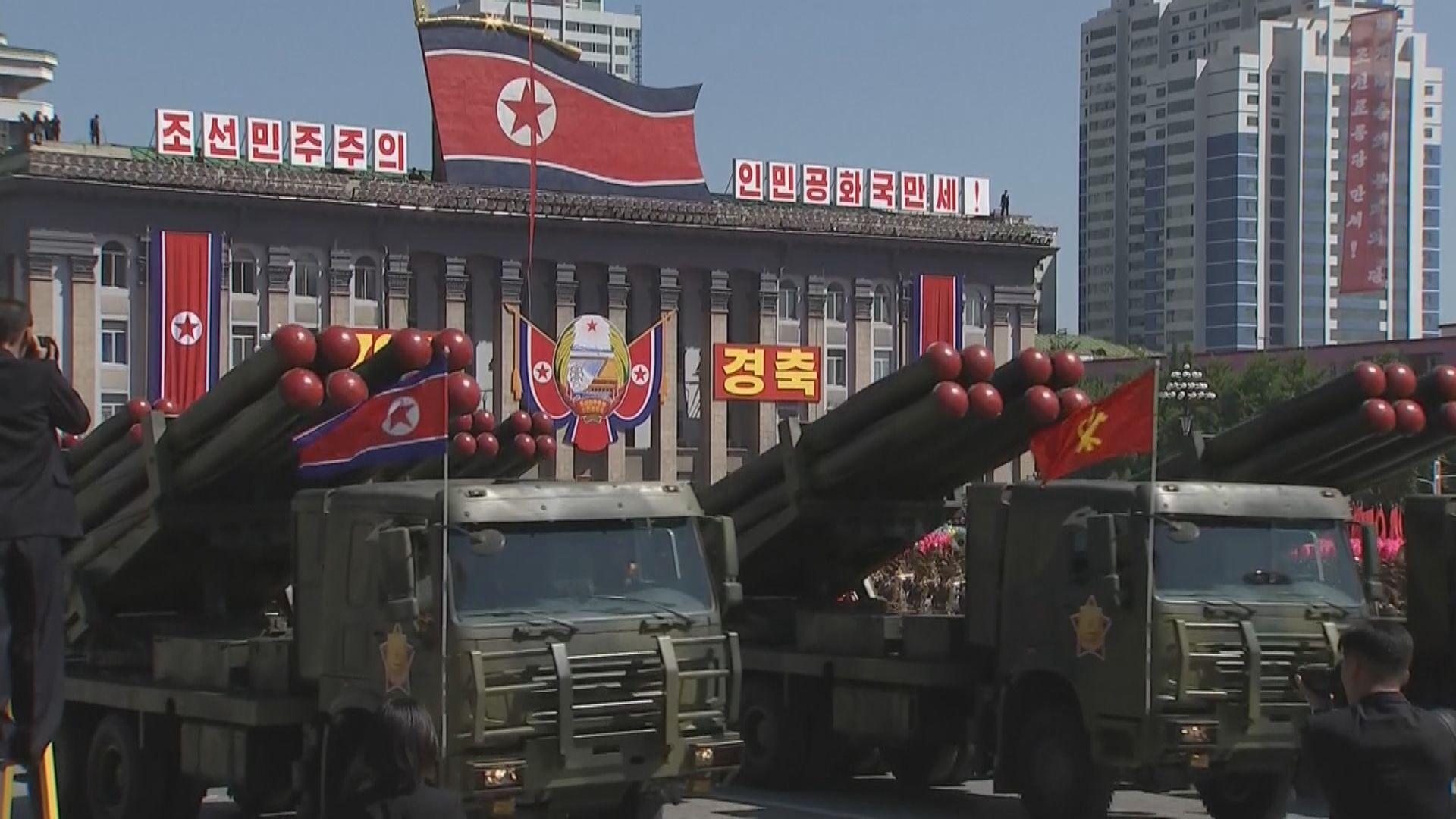 南韓指北韓本月初曾發射反艦巡航導彈