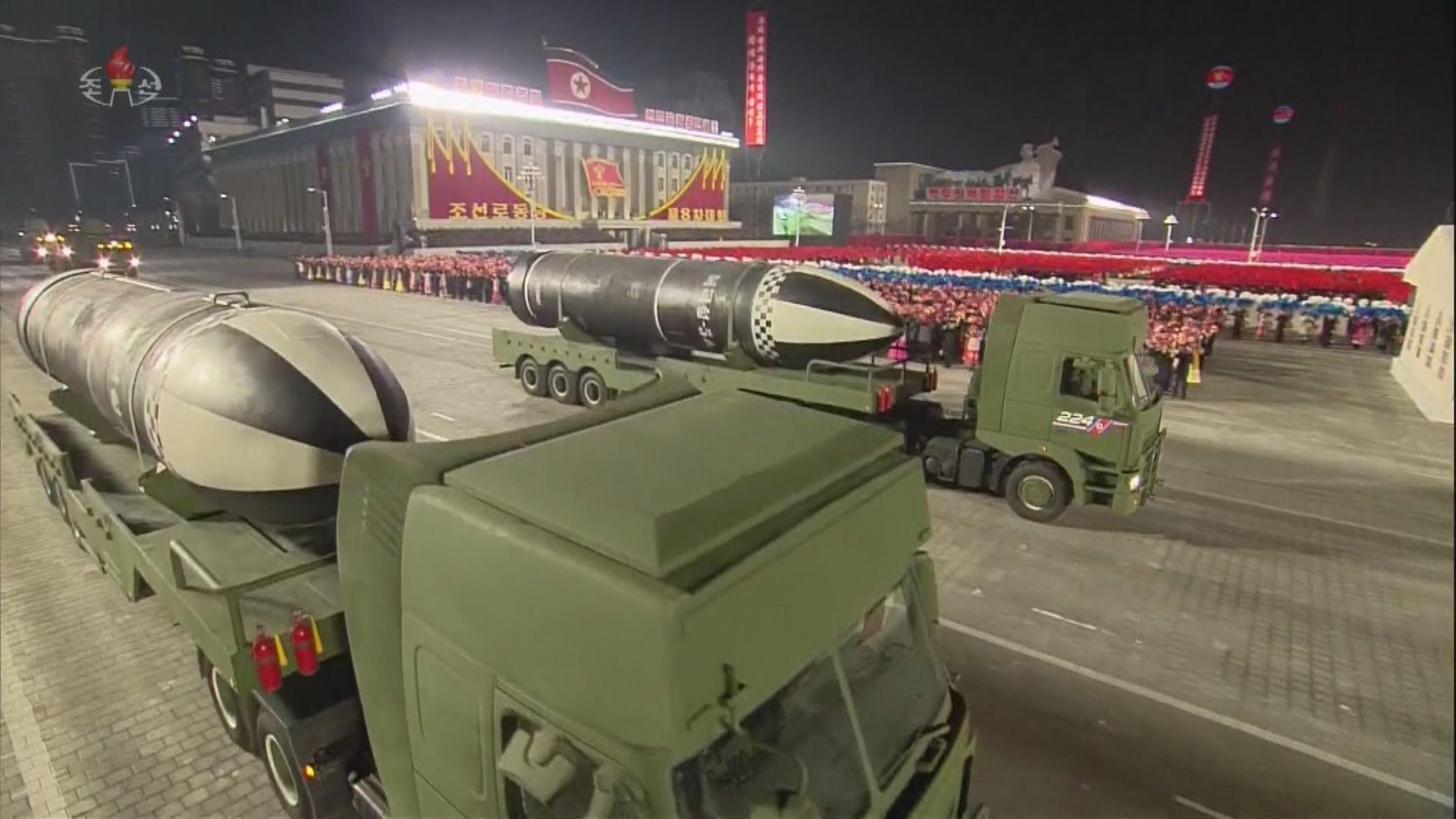 北韓試射兩短程巡航導彈 美國指未違聯合國制裁決議