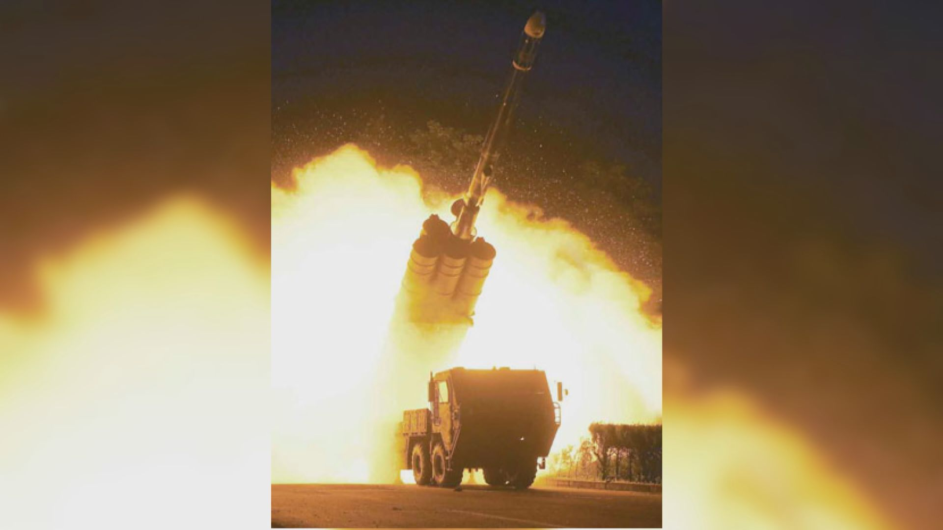 北韓成功試射新研製遠程巡航導彈
