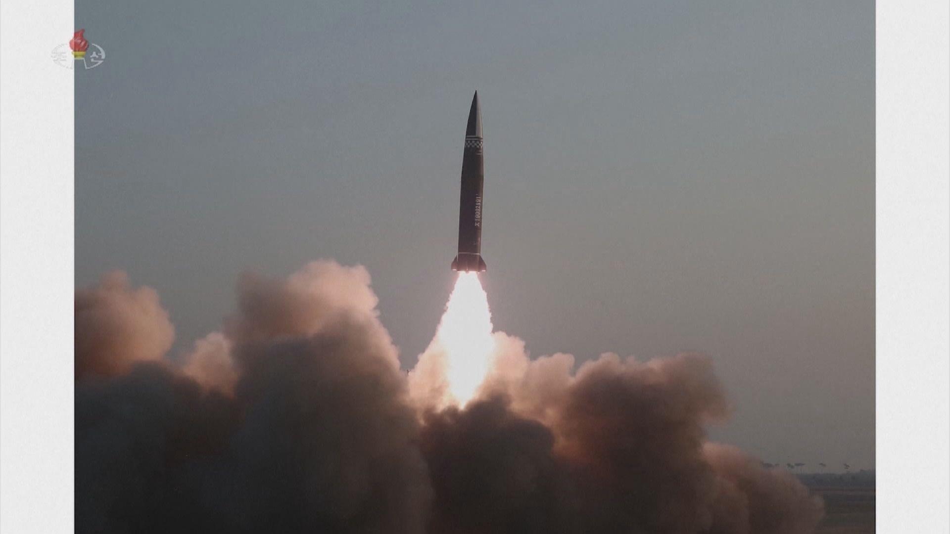 北韓聲稱試射新型遠程巡航導彈 美指北韓仍威脅國際社會