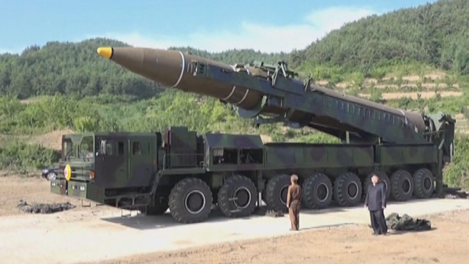 北韓聲稱試射新型遠程巡航導彈 南韓說事前未獲知會