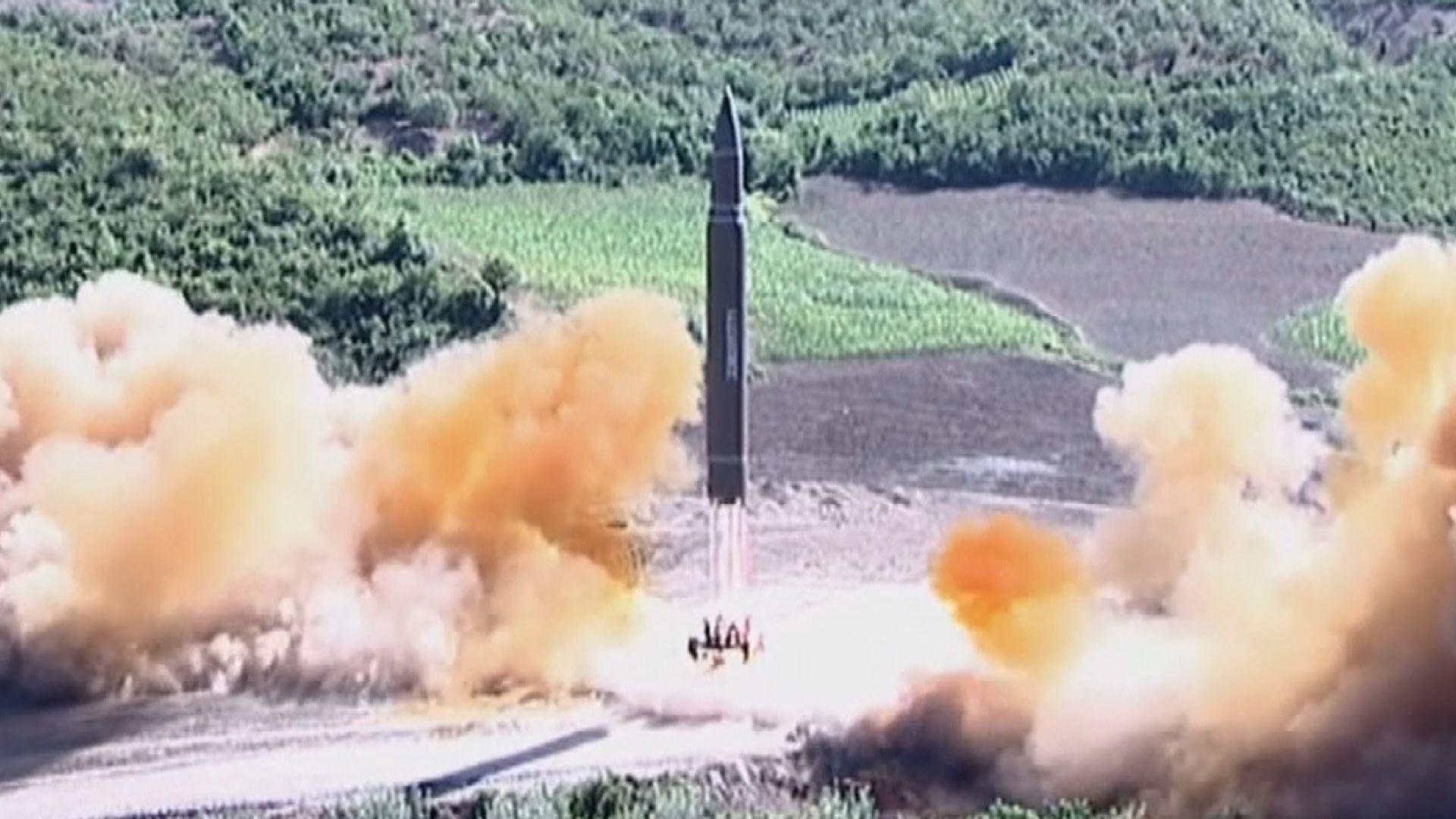 北韓疑試射彈道導彈 文在寅下令制定應對方案