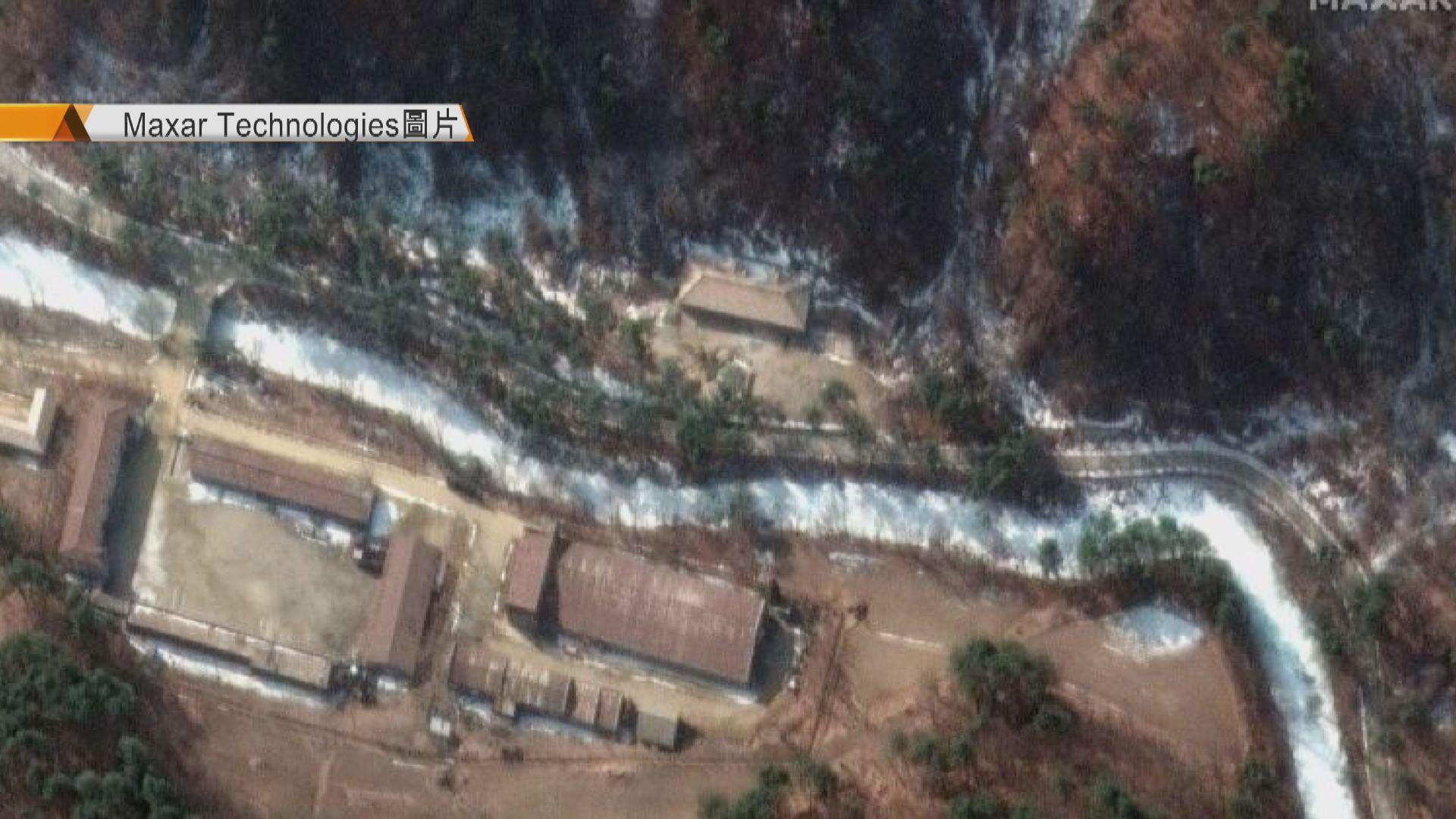 北韓疑建新構築物隱藏核武儲存設施