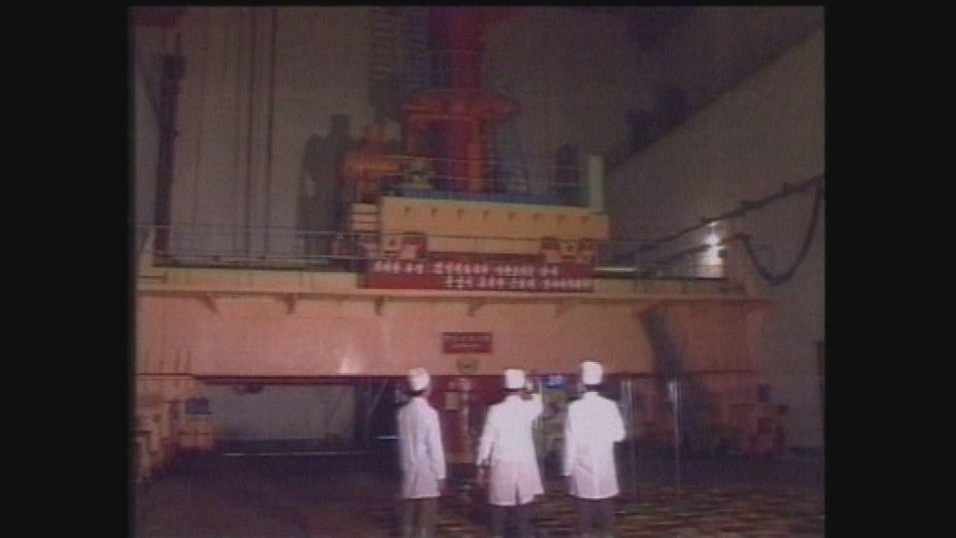 北韓疑正擴建寧邊核設施增加濃縮鈾產量