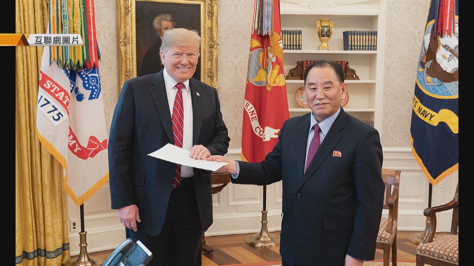 北韓勞動黨高層指韓美兩國正面臨安全危機