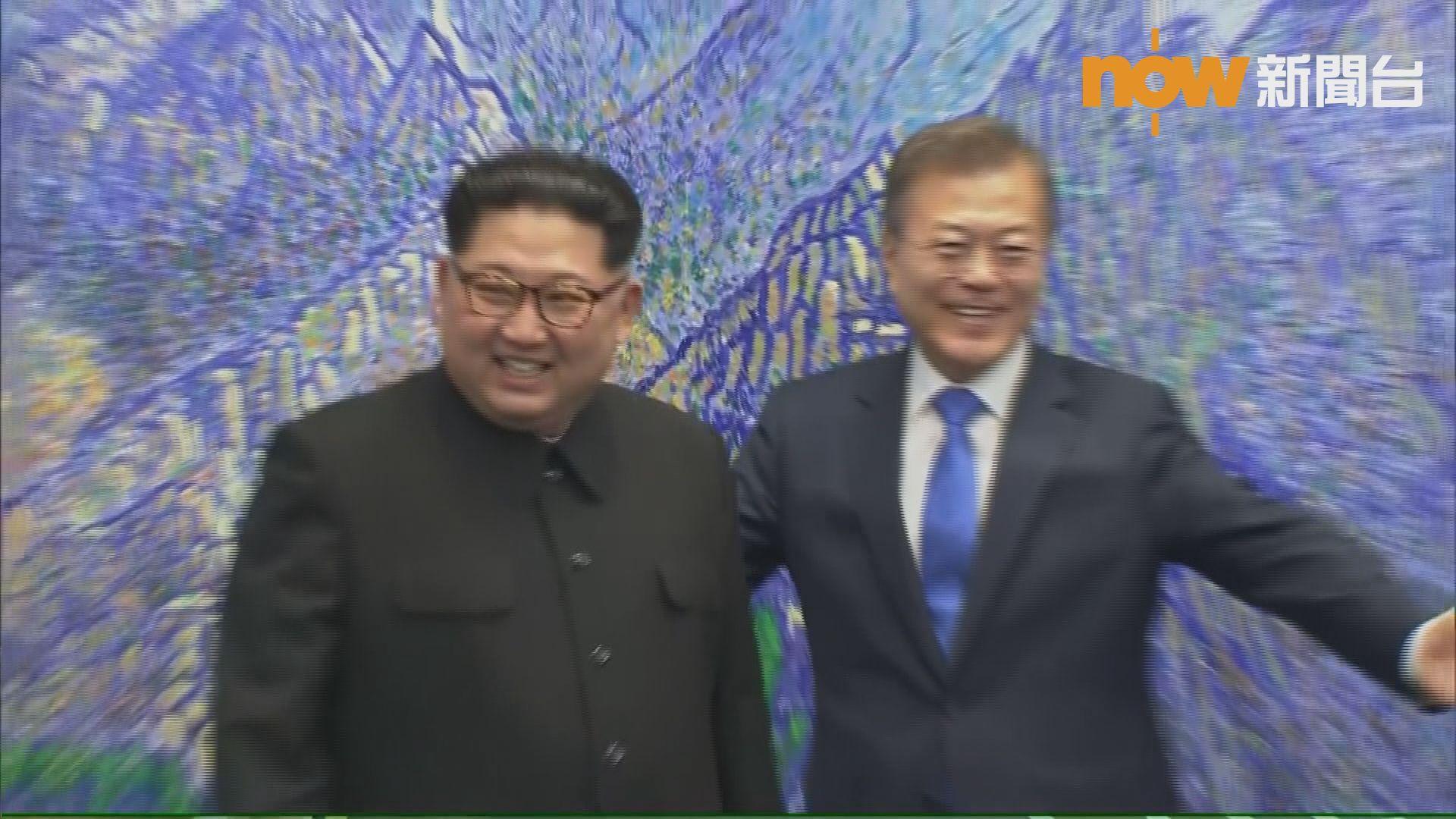 韓媒:文在寅有意邀金正恩出席聯合國大會