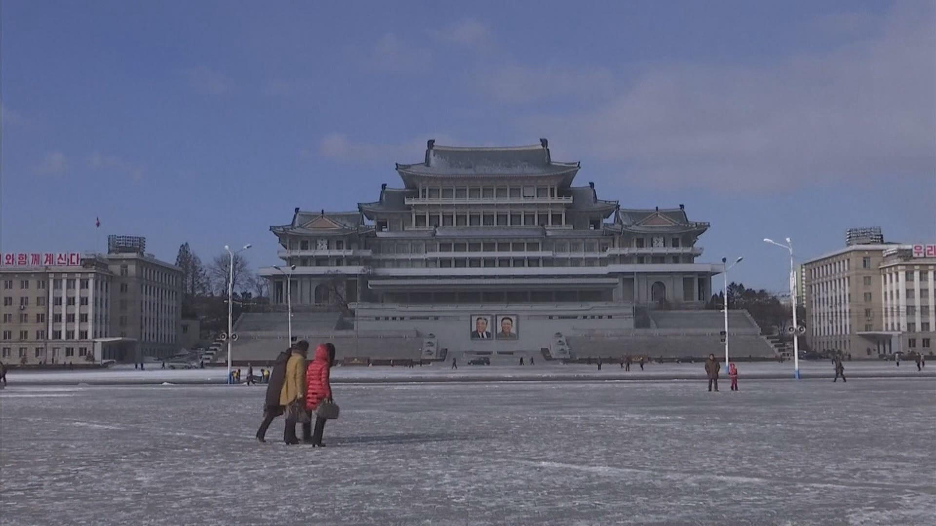 北韓斥美國制裁挑釁堵塞無核化道路
