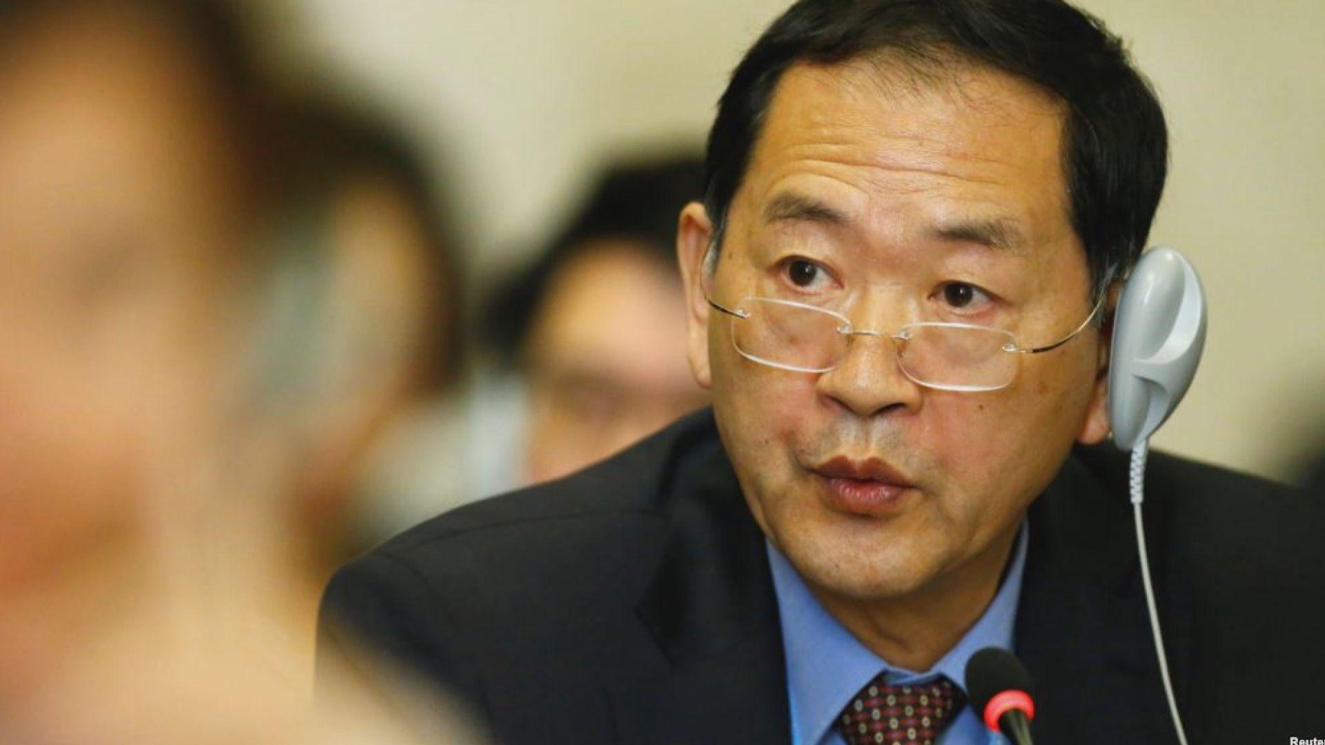 北韓:美國若不改態度將不會再談判