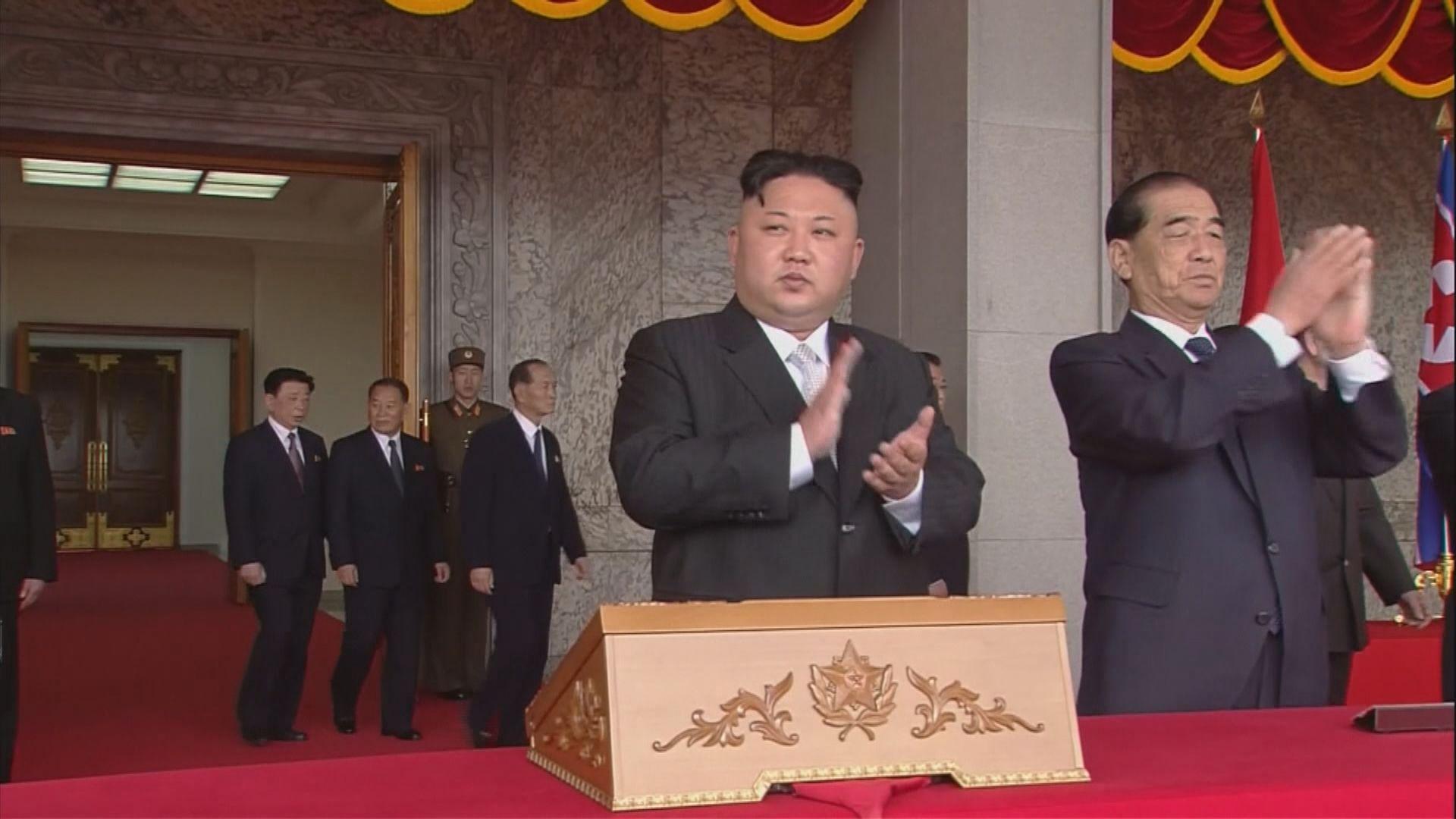 北韓稱願與美國九月下旬恢復對話