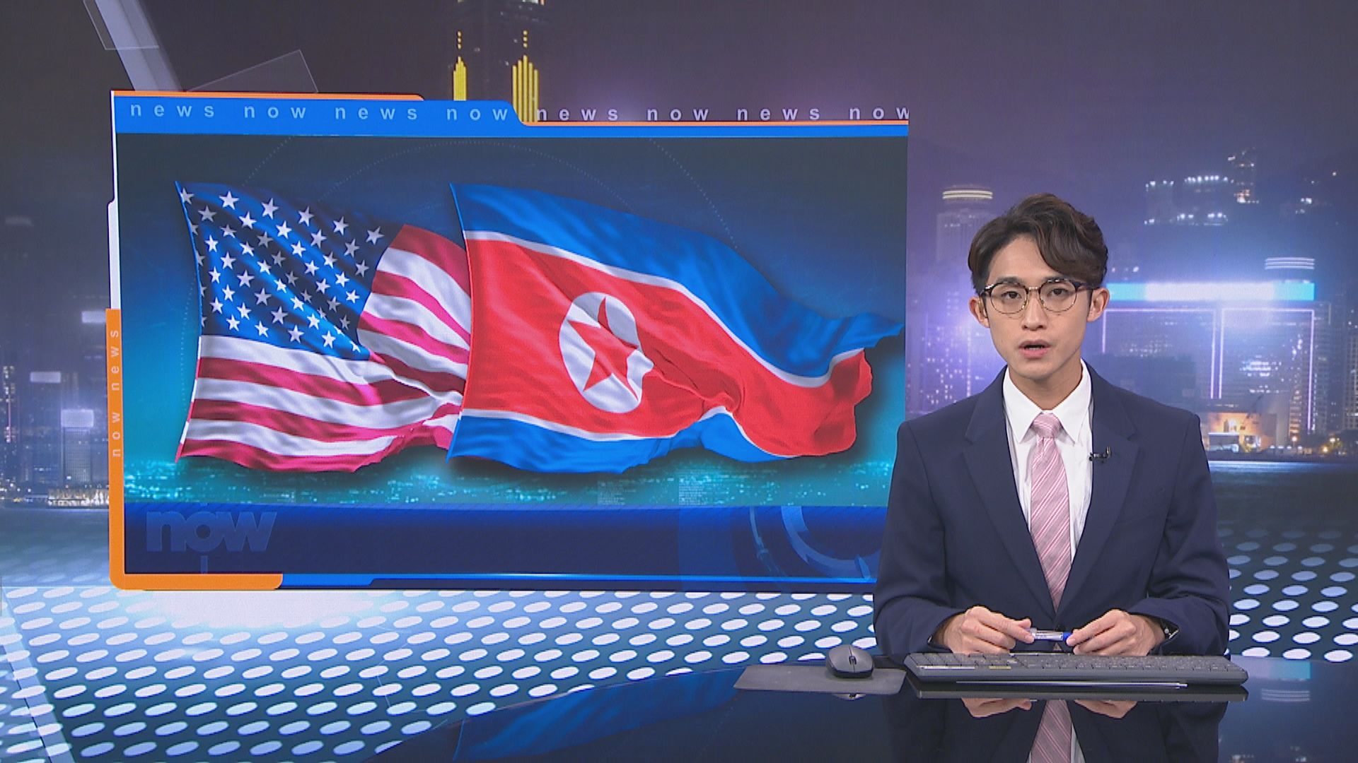 北韓形容特朗普是沒耐性的老人