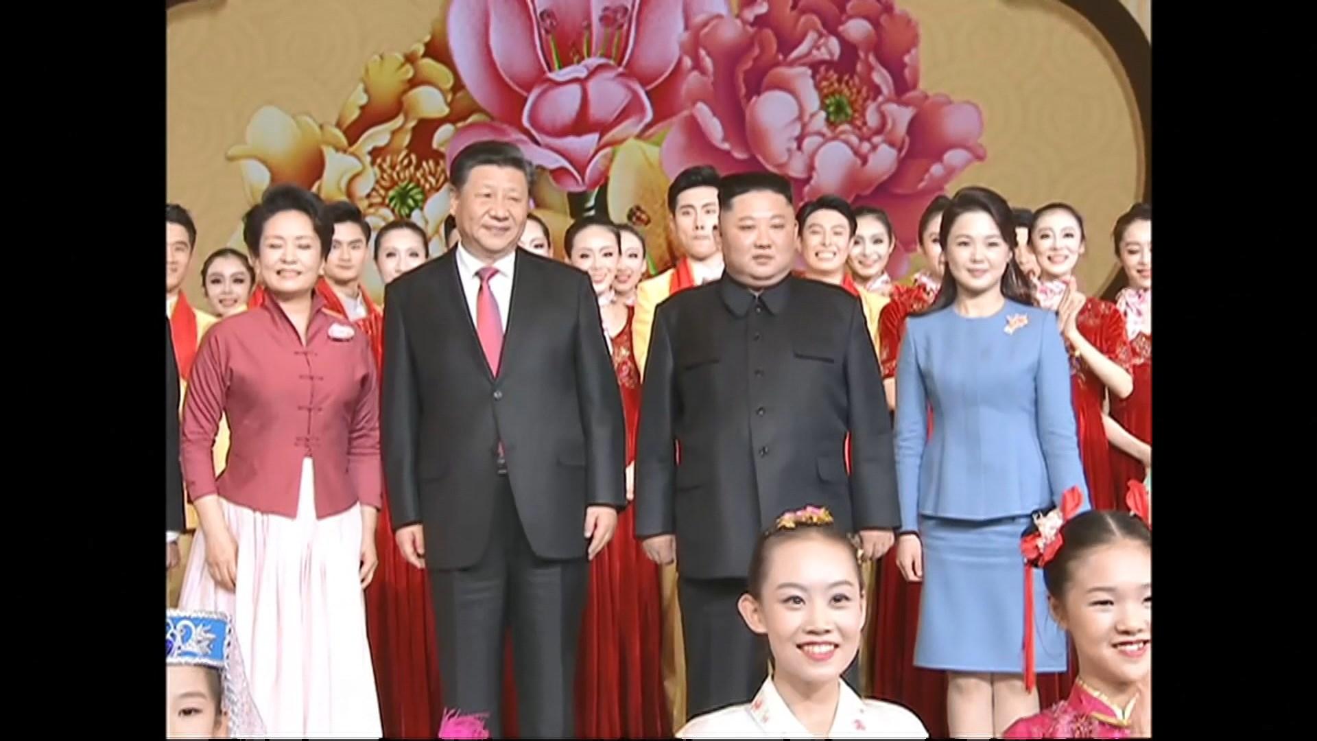 國家主席習近平周四國事訪問北韓