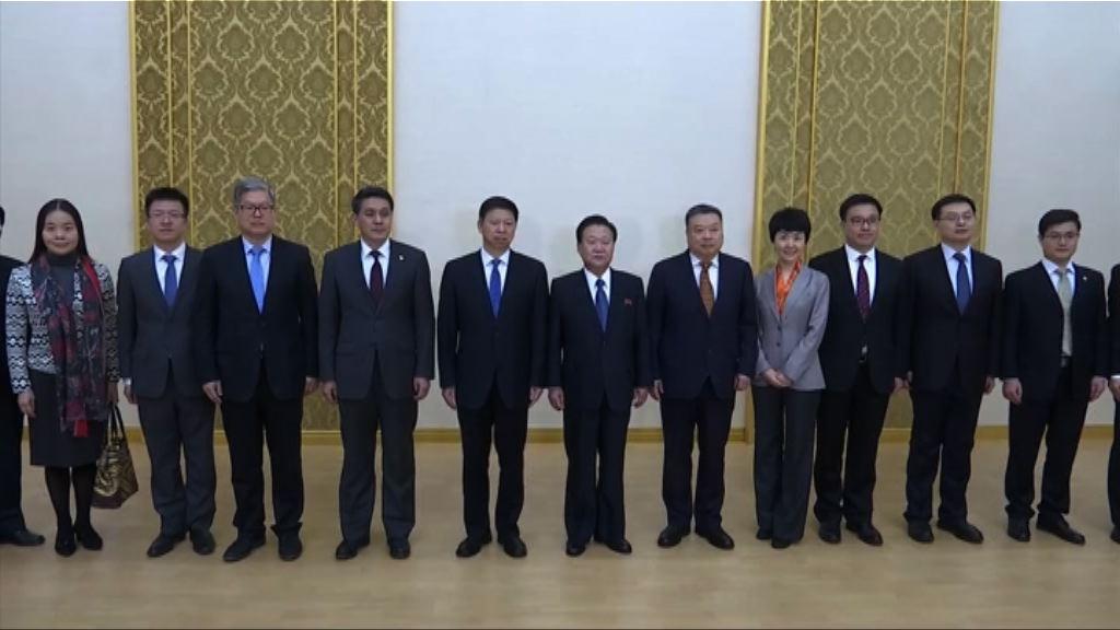 朝中社:中國冀與北韓建立傳統友好關係