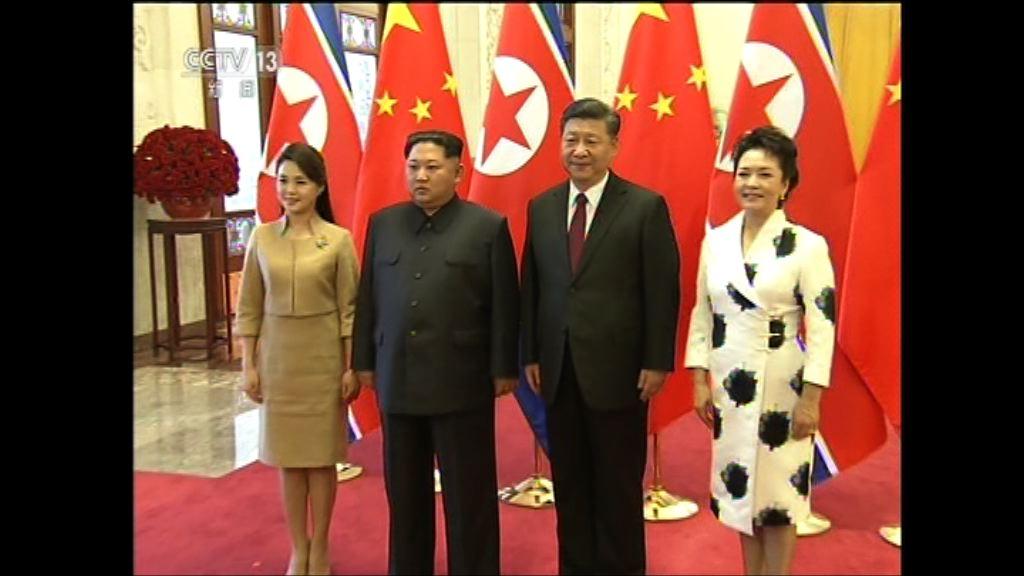 中方證實金正恩到訪四天 與習近平會晤