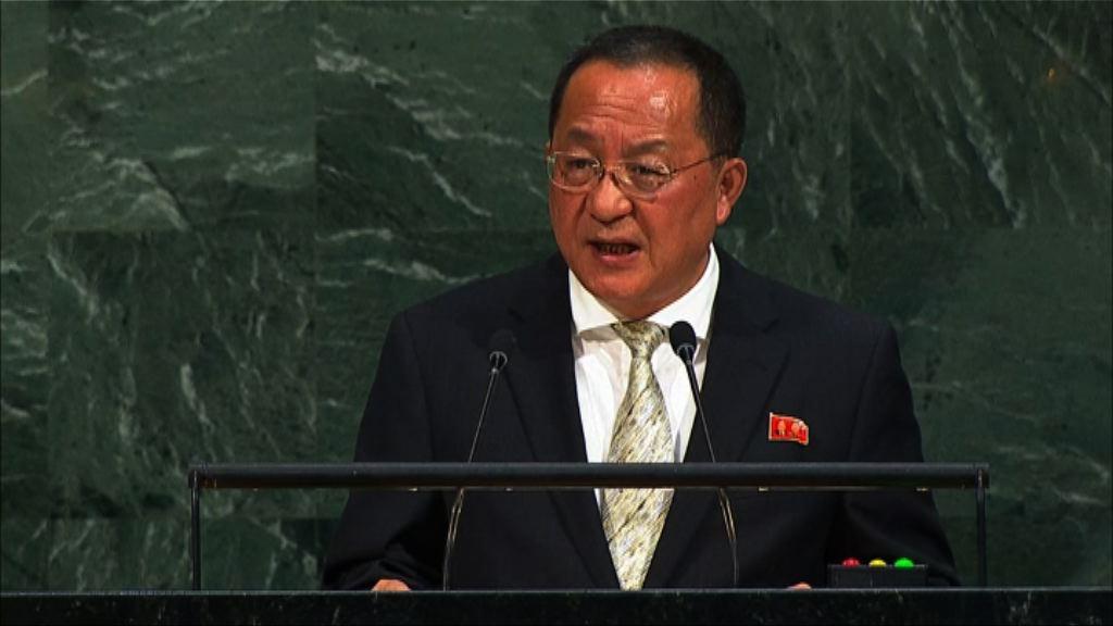北韓外長往瑞典準備美朝首腦會談