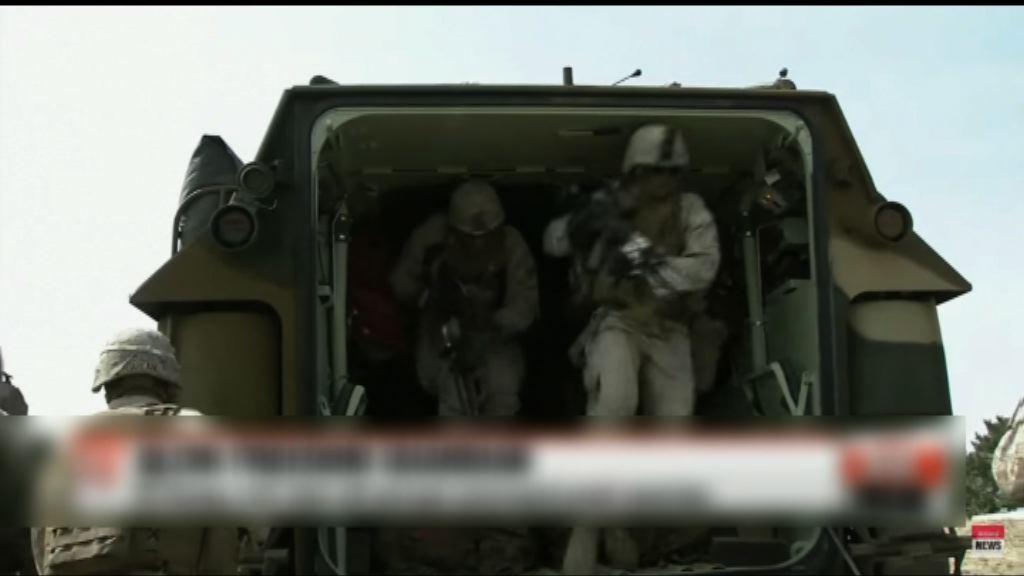北韓指美韓軍演令局勢火上加油
