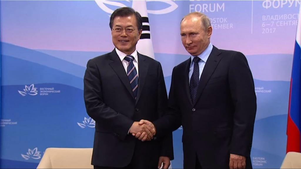 俄對南韓欲加強制裁北韓有保留