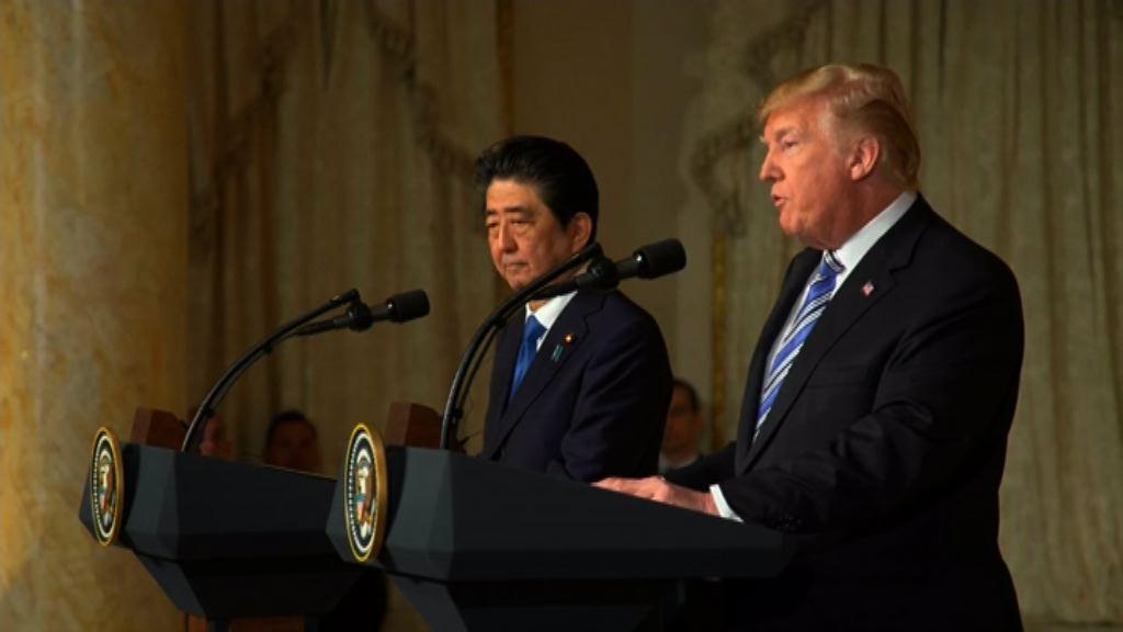 美日要求北韓廢棄核子生化武器