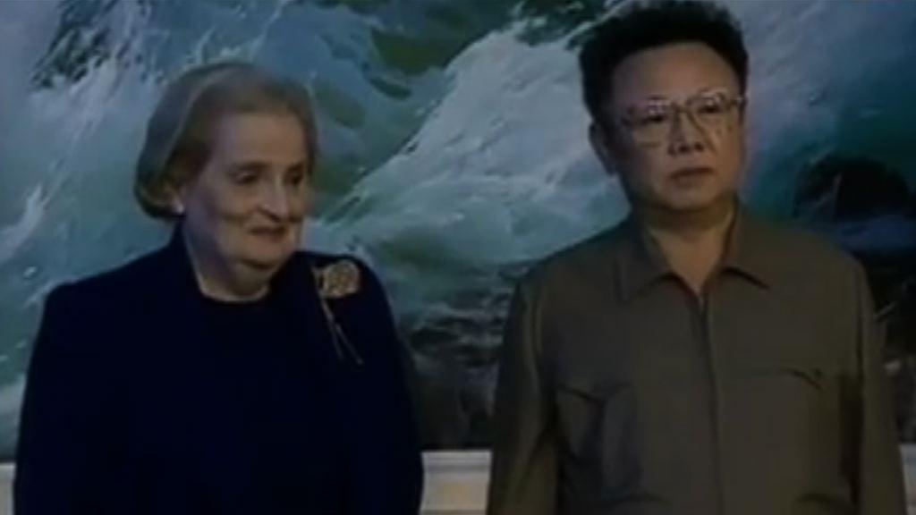美朝十八年曾力促領袖會晤但失敗